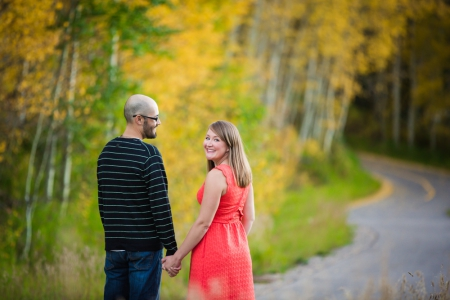 engagement-vail-colorado, vail-village-bridge-photograph, colorado-engagement-photographs, denver-wedding-photographer, colorado-wedding-photography, wedding-photography, engagement-photos, wedding-photographer-denver, holding-hands-under-bridge, famous bridge, vail-engagement, wedding-photographer-denver, fall-aspens-colorado