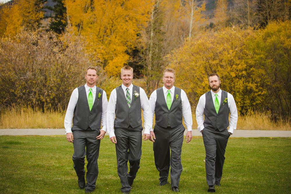 colorado-wedding-photography, silverthorne-pavillion, silverthorne-wedding-photographs, fall-mountain-wedding, denver-wedding-photographer, bridal-party-photos, groom-and-groomsmen